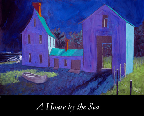 A House By the Sea - Home Page